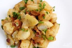 Немецкий картофельный салат классический - фото шаг 7