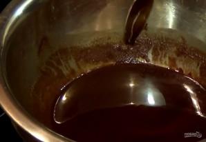 Печенье шоколадно-мятное - фото шаг 1