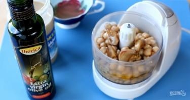 Хумус (полезный завтрак) - фото шаг 5