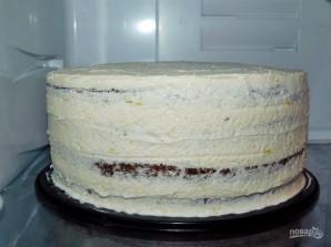 "Торт ""Вкусняшка"" - фото шаг 9"