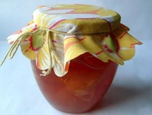 Варенье из яблок дольками с содой - фото шаг 5