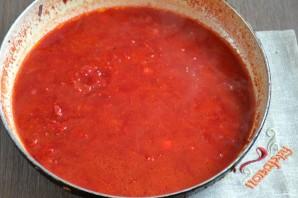 Борщ вегетарианский диетический - фото шаг 6