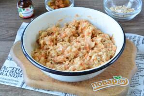Диетическое морковное печенье
