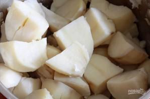Жареный картофель с луком - фото шаг 1