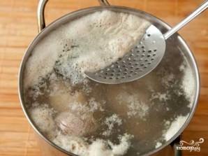 Холодец из говядины с желатином - фото шаг 2