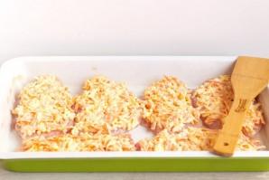 Куриное филе с морковью и сыром - фото шаг 5