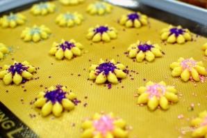 Печенье из шприца - фото шаг 6