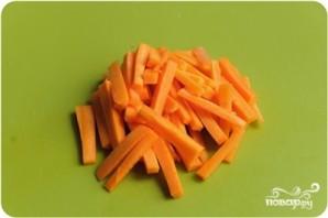 Плов с овощами - фото шаг 3