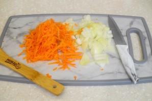 Утка с рисом в духовке - фото шаг 1