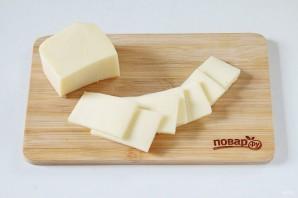 Кальцоне с цукини, оливками и моцареллой - фото шаг 8