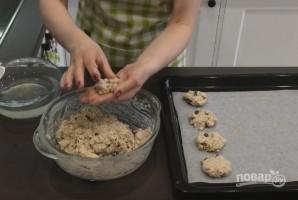 Домашнее овсяное печенье без муки (низкокалорийное)  - фото шаг 6