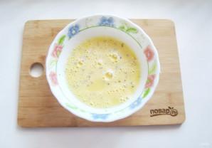 Омлет с сыром и кабачком - фото шаг 7