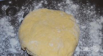 Печенье с плавленым сыром - фото шаг 3