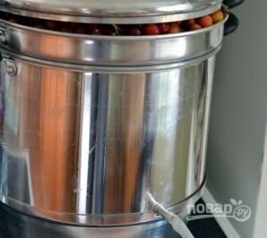 Сок вишневый - фото шаг 3