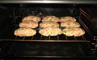 Зразы с сыром в духовке - фото шаг 7