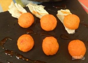 Морковные шарики - фото шаг 4