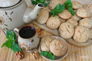Печенье с орехами - фото шаг 8
