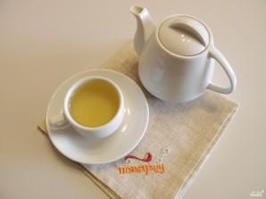 Зеленый чай с жасмином - фото шаг 4