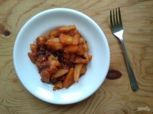 Картофель с томатной пастой - фото шаг 7
