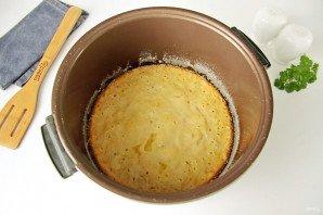 Пирог с мясом в мультиварке - фото шаг 11