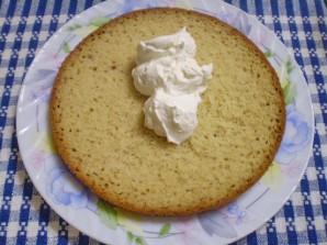Торт со сметанным кремом - фото шаг 9