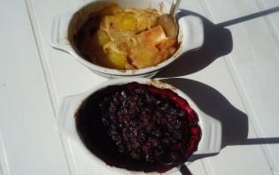 Открытый пирог с замороженными ягодами - фото шаг 4