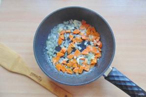 Овощное рагу со стручковой фасолью и кабачками - фото шаг 3