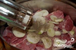 Вкусный шашлык из свинины - фото шаг 5