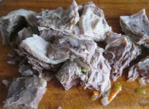 Суп из говядины с клецками - фото шаг 7