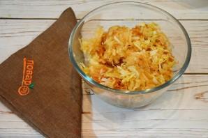 Яблочный пирог по-болгарски за 7 минут - фото шаг 2