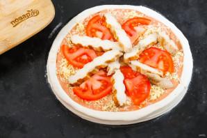 Пицца-шаверма - фото шаг 4