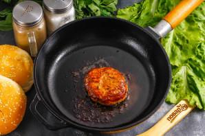 Бифбургер - фото шаг 3