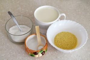 Жидкая пшеничная каша - фото шаг 1