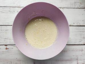 Творожные кексы с клубникой - фото шаг 3