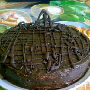 """Торт """"Чародейка"""" - фото шаг 7"""