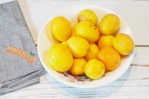 """Варенье из абрикосов """"Пятиминутка"""" - фото шаг 1"""
