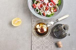 Салат из мяса мидий - фото шаг 5