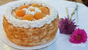 Торт бисквитный - фото шаг 15