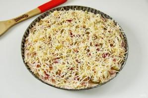 Картофельное тесто для пиццы - фото шаг 9