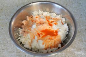 Морковный чизкейк - фото шаг 11