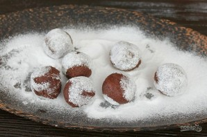 Мраморное печенье - фото шаг 10