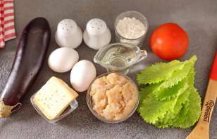Баклажаны-бургеры - фото шаг 1