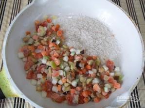 Вкусный рис с овощами - фото шаг 3