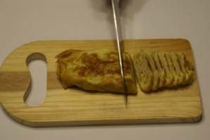 Суши с омлетом - фото шаг 11