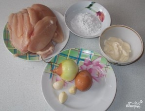 Мясо по-албански - фото шаг 1