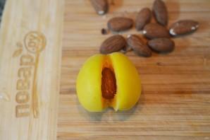 Абрикосовое варенье с орехами - фото шаг 3