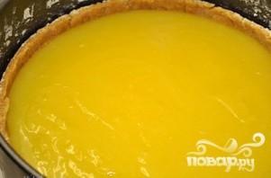 Лимонный заварной крем - фото шаг 6