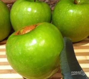 Яблочки, печенные с медом и орехами - фото шаг 4