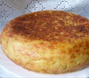 Картофельная запеканка с сосисками - фото шаг 4