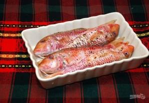 Рыба жаренная по-итальянски - фото шаг 2